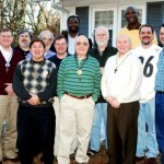 118th Men's Weekend Team Photo